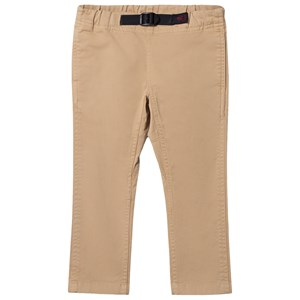 Image of Gramicci Beige Adjustable Waist Slim Belted Chinos 140cm (11-12 years) (1589607)