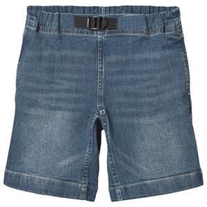 Image of Gramicci Light Wash Belted Shorts Den 100cm (3-4 years) (1589615)