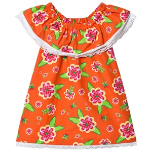 Image of Agatha Ruiz de la Prada Bahia Kjole Orange 12 years (1497742)