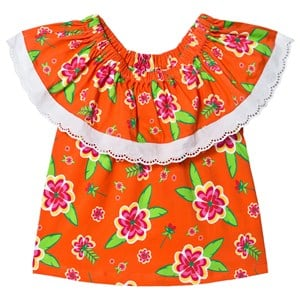Image of Agatha Ruiz de la Prada Bahia Flæse Top Orange 10 years (1497765)