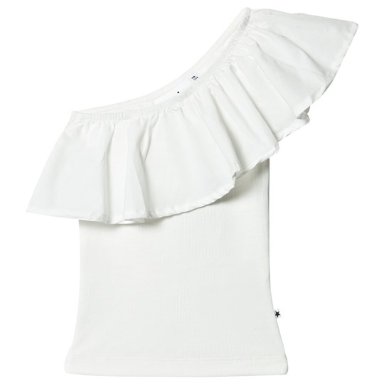Molo Rebecca Top White White Star