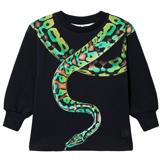Molo Million Top Snake Charmer Green Snake Charmer green