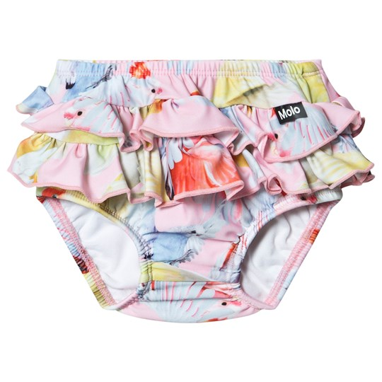 Molo Neena Swim Briefs Cockatoos Cockatoos