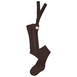 Silly Silas Tights Brown