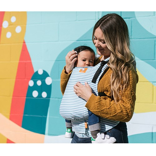 Seaside Tula Free to Grow Baby Carrier