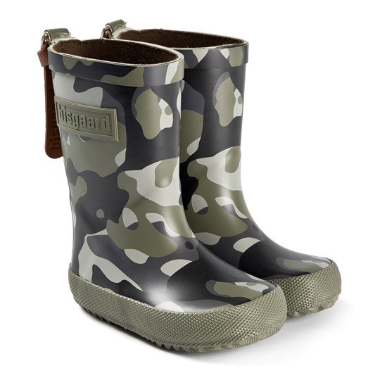 Bisgaard Rubber Boots Camouflage Camouflage