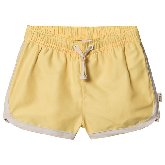 Kuling Lisbon Swim Shorts Banana Yellow