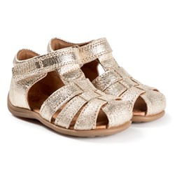 Bisgaard Carly Sandals Platin