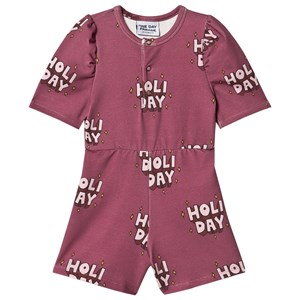 Image of One Day Parade Holiday Puffed Romper Lilla 110/116 cm (1513719)