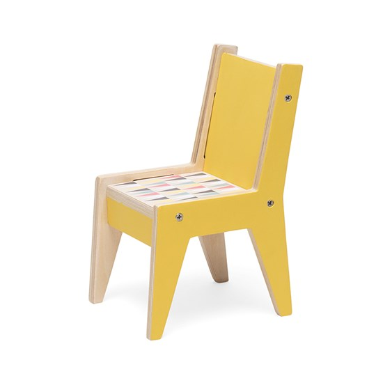Littlephant Doll Chair Yellow Yellow