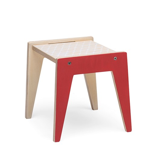 Littlephant Doll Table Red Red