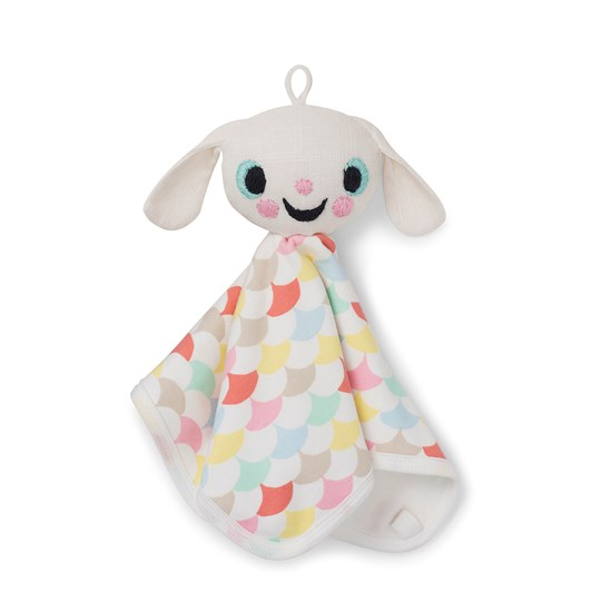Littlephant Nina the rabbit Comforter White White
