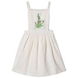 The New Society Jacinther Dress Cream