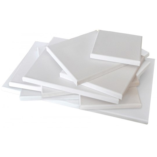 Playbox 10-Pack 20 cm Canvases