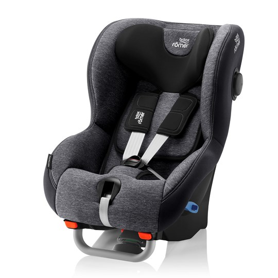 Britax Max-Way Plus Car Seat Graphite Marble Graphite Marble
