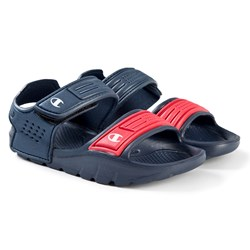 Champion Squirt Sandals Navy