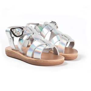 Image of Ancient Greek Sandals Little Leonidas Sandaler Iridescent 29 (UK 11) (1595554)