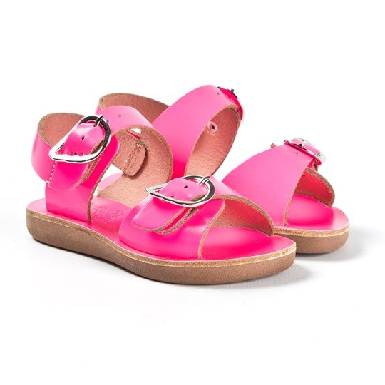 Ancient Greek Sandals Little Irini Sandals Fuchsia FLUO FUSHIA