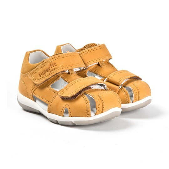 Superfit Freddy Sandals Yellow Yellow