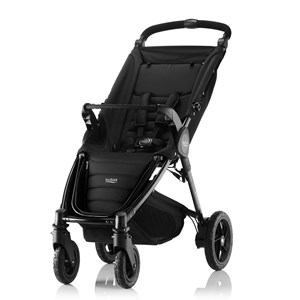 Image of Britax B-Motion 4 Plus Klapvogn Cosmos Black One Size (1614284)