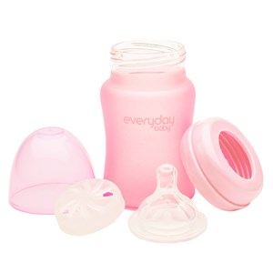 Image of Everyday Baby 150 ml Sutteflaske Rose Pink One Size (1596873)