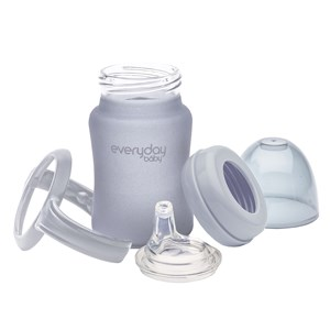 Image of Everyday Baby 150 ml Sippy Cup Quiet Grey One Size (1596877)