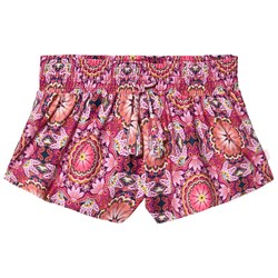 Seafolly Paisley Park Swim Shorts Multi