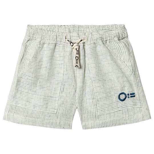 Oii Shorts Linen Stripe
