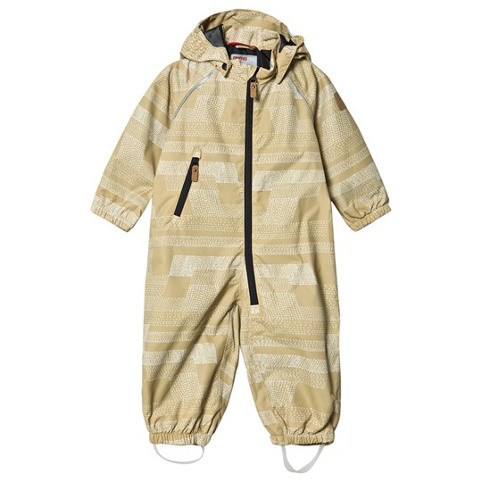 Reima Reimatec® Drobble Coverall Ginger Root Brown Ginger root brown