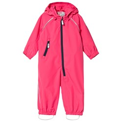 Reima Reimatec® Hauho Overall Candy Pink