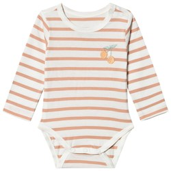 One We Like Cherry Baby Body Marshmallow/Dusty                                                                                                         Coral