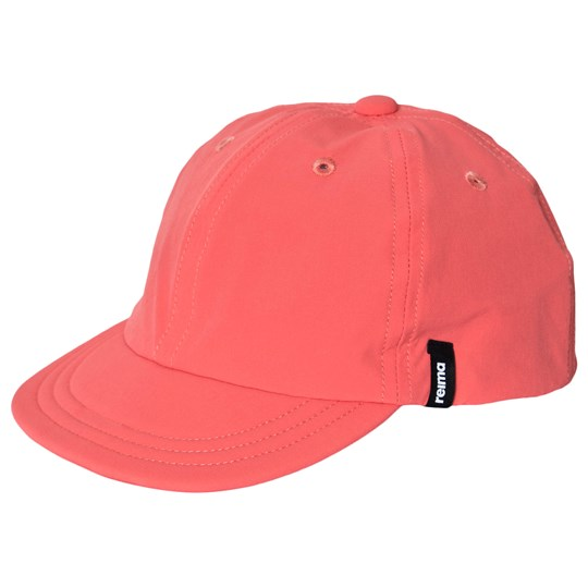 Reima Hytty Cap Coral Pink Coral Pink