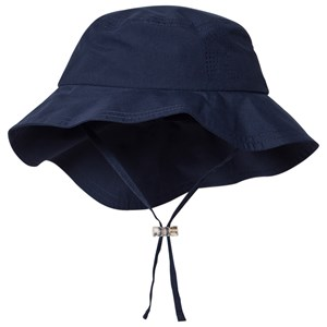 Image of Reima Tropical Sol Hat Navy 46 cm (1534978)