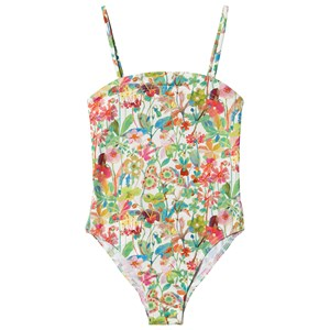 Image of Bonpoint Bonpoint x Eres Badedragt Multi Watercolour Floral Liberty Print 10 years (1574737)