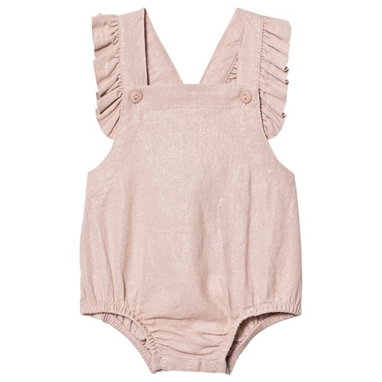 Wheat Freja Romper Misty Rose 2270 misty rose