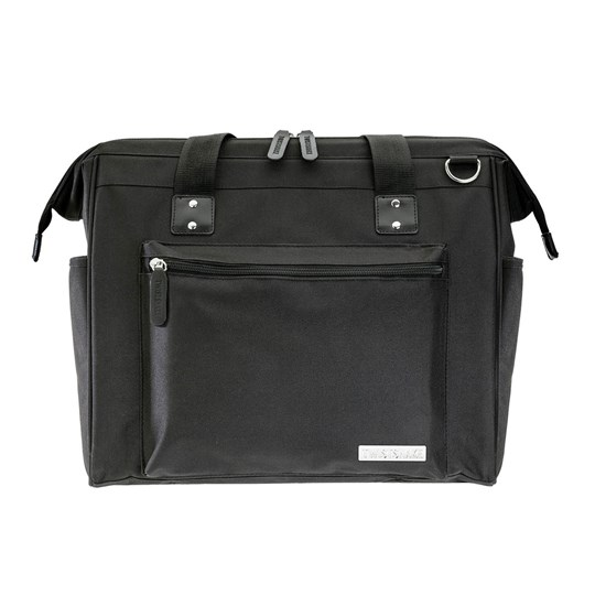Twistshake 15 L Changing Bag Black Black