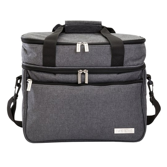 Twistshake 15 L Cooler Bag Gray Grey