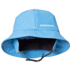 Didriksons Southwest Kids Rain Hat Breeze Blue