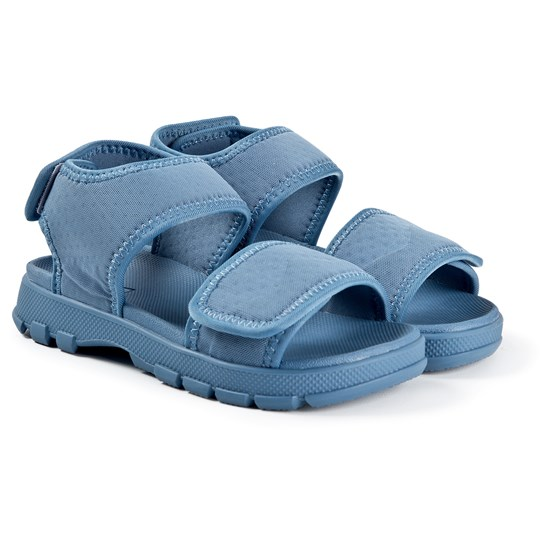 Hunter Branded Sandals Blue GILL WAVE
