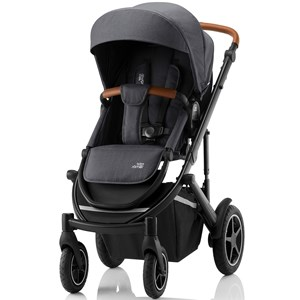 Image of Britax Smile III Klapvogn Midnight Grey One Size (1615737)