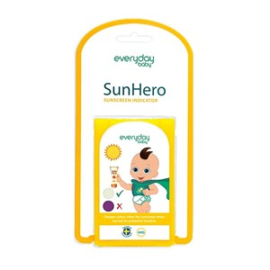 Image of Everyday Baby 10 Pack Sunblock Indikator One Size (1596887)