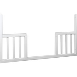 Troll Junior Bed Rail White