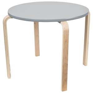 Image of SG Furniture Kids Bord Gråt One Size (1336045)