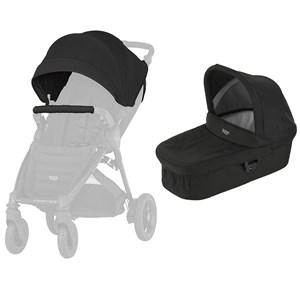 Image of Britax B-Motion 4 Plus Klapvogn Cosmos Black One Size (1617970)