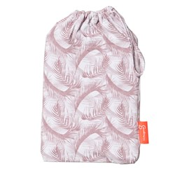 bbhugme Nursing Pillow Cover Feather Pink