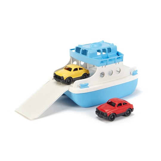 Green Toys Ferry Boat Blue