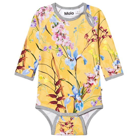 Molo Fonda Baby Body The Art of Flowers The Art of Flowers