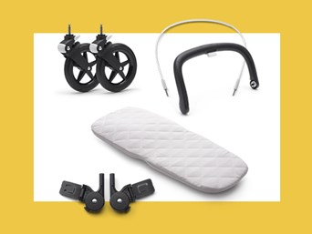 bugaboo-responsive Stroller Accessories & spare parts