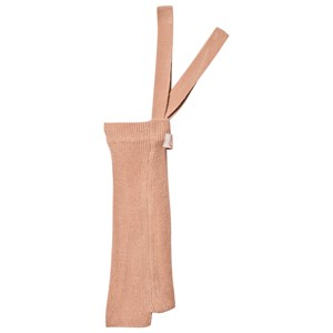 Image of Silly Silas Suspender Shorts Brown Rose 0-1 år (1629146)