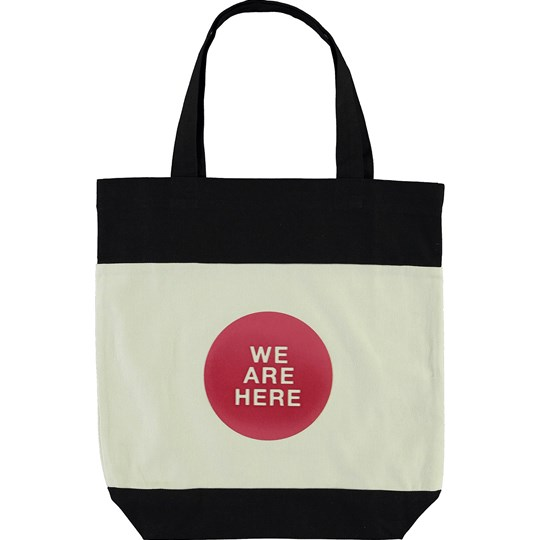 Molo Tote Bag We Are Here We are Here